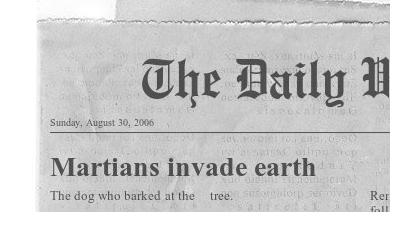 online fake newspaper generator c