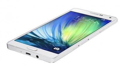 Galaxy A7 render