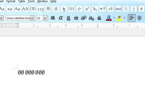 typography toolbar 6