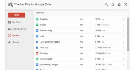 Checker Plus for Google Drive Chrome b