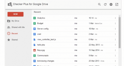 Checker Plus for Google Drive Chrome b