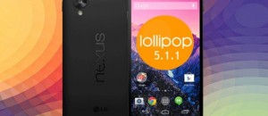 Nexus 5 on 5.1.1 Lollipop