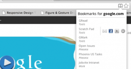 find my bookmarks Chrome