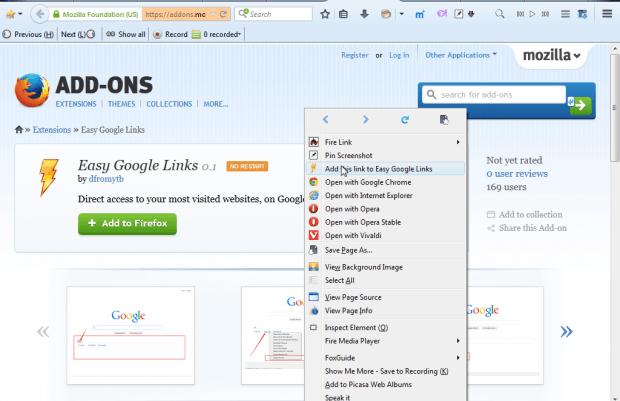 google page shortcuts3
