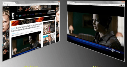 universal video maximizer Chrome