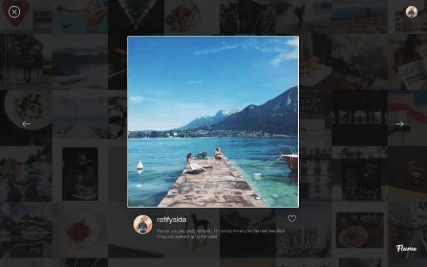 Instagram New Tab Chrome d