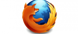 Open page with Firefox c
