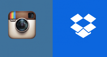 add Instagram videos to Dropbox c