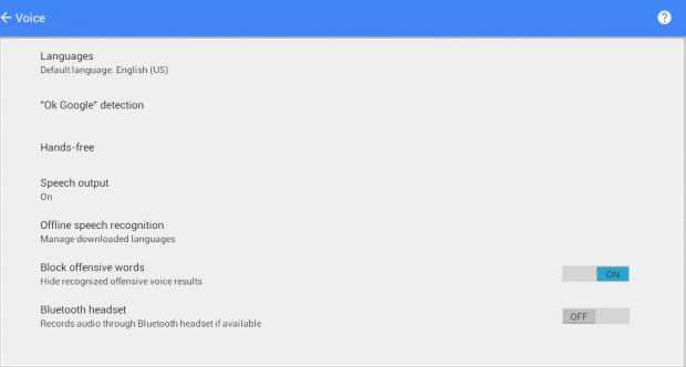 disable auto update for voice languages