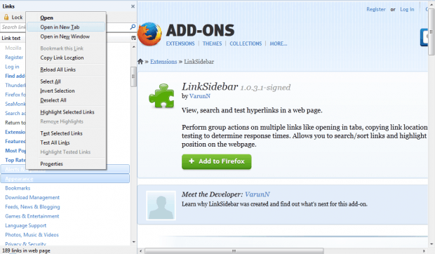 hyperlink sidebar2