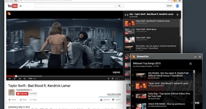 pop out videos in Chrome b