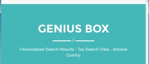GenuisBox ads