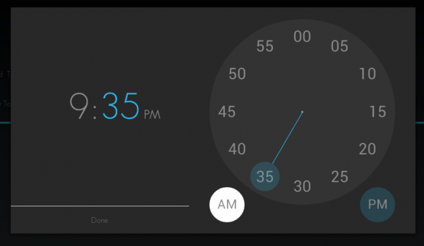 set YouTube video as alarm tone Android b