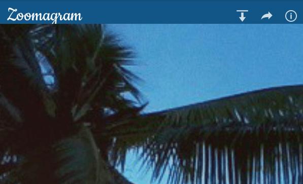 zoom photos Instagram d
