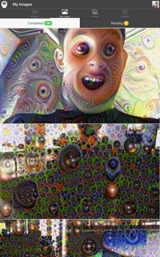 Dreamify app Android