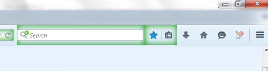 hide UI elements Firefox b