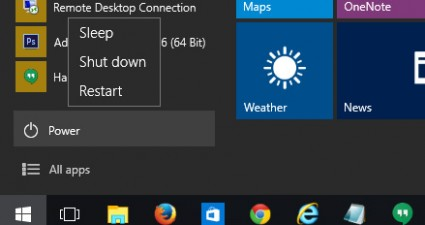 windows-10-start-menu-power