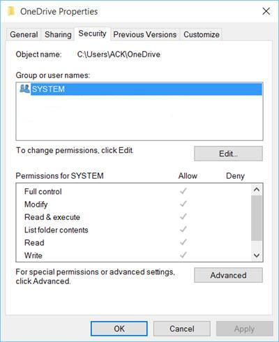 Cannot-save-files-in-OneDrive-folder