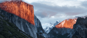 Mac OS X El Capitan