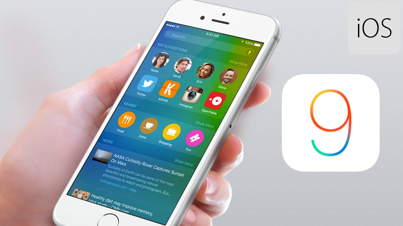 9 download ios iphone