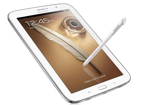 دانلود رام رسمی فارسی GALAXY Note 8.0 GT-N5100
